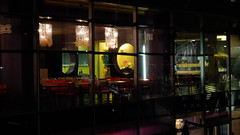 empty rooms (#mimesi) Tags: rooms coffe restaurant double night color city fujix