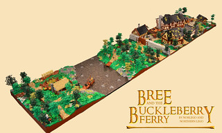 Bree and the Buckleberry Ferry