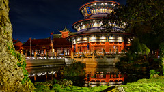China - World Showcase - EPCOT (Curtis Lannom) Tags: worldshowcase magic disney epcot night vacation wdw disneyworld florida