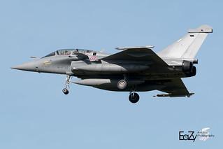 346 / 4-FM French Air Force (Armée de l'air) Dassault Rafale B