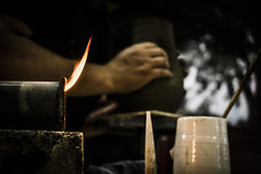 LorenzoLoi_Dorgali (m.sotgia85) Tags: ceramista ceramica sardegna artigiano arte lavoro argilla ceramic art sardinia dorgali work handmade ceramicart