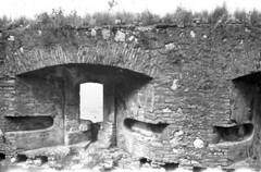 103258 27 (ndpa / s. lundeen, archivist) Tags: nick dewolf nickdewolf october blackwhite photographbymaggiedewolf bw 1958 1950s film 35mm monochrome blackandwhite haiti haitian honeymoon westindies caribbean milot citadelle citadellelaferrière fortress citadel fort ruins stone window