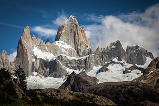 Cerro Fitz Roy, El Chaltén