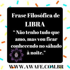 fraseLIBRA (esotericosawafe) Tags: signodelibra frase de libra
