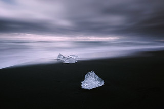 Pastel Crystalline Shores