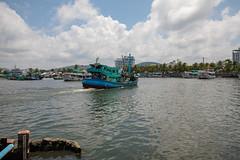 Вьетнам (alspis56) Tags: сanon5dmarkiv сanonef1635f4lisusm островфукуок вьетнам порт лодки рыбаки море облака пейзаж