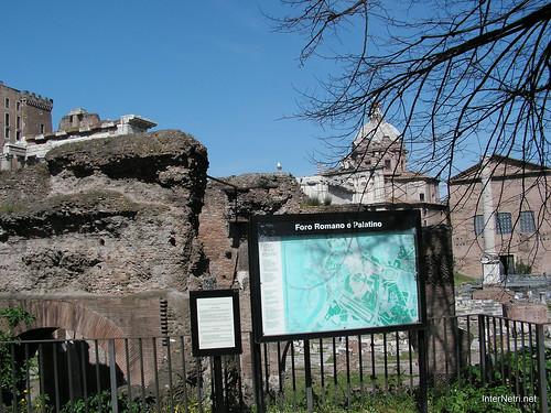 Римський форум, Рим, Італія InterNetri Italy 380