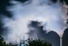 gypsum cloud (pbo31) Tags: bayarea california nikon d810 color dark night city urban may 2018 boury pbo31 smoke plant richmond eastbay contracostacounty industrial white manufacturing drywall black