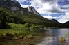 Hintersee (didibild) Tags: ramsau bayern bgl nationalpark deutschland wasser see wald landschaft berge wolken spiegelung hintersee