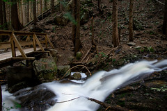 Waterfall, Mount Seymour, Vancouver (marc_letang) Tags: vancouver canada britishcolumbia bc nikond610 nikon d610 travel mountseymour nature landscape waterfall