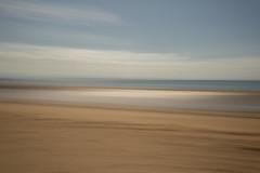Sun Sea Sand (hazelhouliston) Tags: icm beach sea sun sand scotland blue sky water seaside firthofforth eastneukoffife