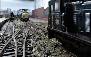 Leeds Holbeck Oil Depot.