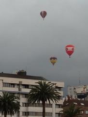 2017-06-02_19-59-58 (LuJaHu) Tags: gijón globos gijon asturias españa spain cielo edificio carrera leecolemax2 palmeras