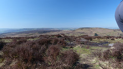 20180419 Wlk frm Fox Hse_0023 Carl Wark~Over Owler Tor~Sir William Hill (paul_slp5252) Tags: darkpeak peakdistrictnationalpark higgertor carlwark overowlertor sirwilliamhill walking hiking