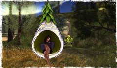 FF 2018 - **Mistique** - Fairy Tree Seat (Yellow) 01 (Mondi Beaumont) Tags: mistique fairy furnitures roleplay rp tree seat hanging chair yellow sl secondlife fantasy faire fair 2018 ff relay for life relayforlife rfl cancer fightcancer support medieval elf elves elven ava avatar avatars fae faes pixie pixies drow merfolk merman mermaid creature creatures creator creators fairelands fairlanders enthusiasts performer clothes clothing cloths fashion garden deco decorations jewelry sim sims sponsors fundraise