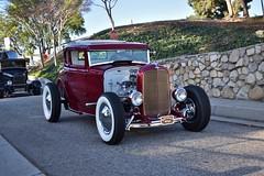 57th Annual OCMAFC Pancake Breakfast (USautos98) Tags: 1930 ford modela traditionalhotrod streetrod custom kustom