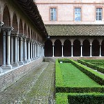 Jacobins' cloister in Toulouse thumbnail