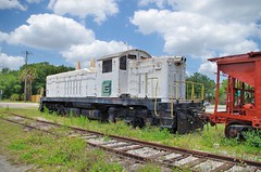 nw5a (Fan-T) Tags: 2 belt union detroit lg florida railroad museum parrish emd nw5 bedt 060 12