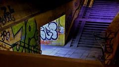 come... (koszut1) Tags: street graffity lubin color night nightshots light lighting