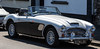 Kerbside Beauty (clive_metcalfe) Tags: classiccar transport automobile motorcar car austinhealy devon uk appledore