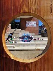 Luc Borms & An Cardinael / Keizerviaduct - 6 mei 2018 (Ferdinand 'Ferre' Feys) Tags: gent ghent gand belgium belgique belgië streetart artdelarue graffitiart graffiti graff urbanart urbanarte arteurbano ferdinandfeys