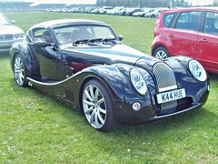 416 Morgan Aero SuperSports (2011) (robertknight16) Tags: morgan british 2010s sportscar aero supersports malvern silverstone vscc k44hue