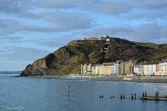 Aberystwyth (Coastal Co) Tags: aberystwyth constitutionhill wales ceredigion unlimitedphotos uk 2018 sky coast seaside sea