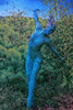 Malvern Spirit of the Woods (primosavage) Tags: malvern spirit woods sculpture show garden 906 2018 rhs spring designer peter dowle howle hill nursery winner royal horticultural society gold medal award