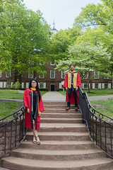 mary&naweed (53 of 101) (justinmay1) Tags: mary naweed grad graduation college rutgersuniversity rutgers collegeave yard