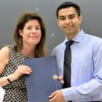 Honors in Psychology: Raees Meghani