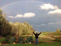 Coach and Mentor (mimilieu) Tags: rainbow brilliant social work friend father