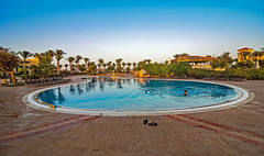 shoes off (werner boehm *) Tags: wernerboehm jazmirabelbeach sinai egypt redsea pool