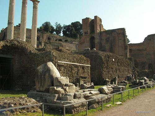 Римський форум, Рим, Італія InterNetri Italy 502