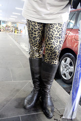 Leopard Print and Boots (Unusual Stylings) Tags: unisex freedressing boots tallboots leggings tights meninleggings menstights mensleggings meggings shinyleggings shinytights shinymeggings animaltights animalleggings animalmeggings animalprinttights animalprintleggings animalprintmeggings leopardtights leopardleggings leopardmeggings leopardprinttights leopardprintleggings leopardprintmeggings guyinleggings menwearingleggings manwearingleggings guywearingleggings menwearingtights manwearingtights guywearingtights guyintights maninleggings manintights menintights
