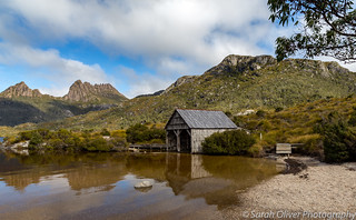 The Boat Shed at Dove Lake
