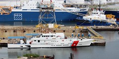 USCGC 1108 (Hear and Their) Tags: ybor channel tampa florida cruise ship boat
