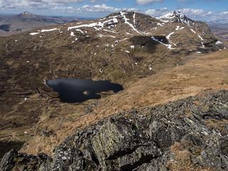 Loch Oss - Beinn Dubhchraig May 2018