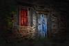 1789TSa In A New Light (3) (foxxyg2) Tags: light colour topaz topazsoftware red bllue derelect apeiranthos naxos cyclades greece greekislands island hoppingisland life