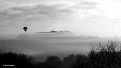 In the sky (patrick_milan) Tags: plouguin saint pabu treglonou ballon mongolfière morning matin brume fog cof024dmnq cof024uki cof024chri