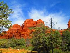 Sedona 24 (Cutting Monkey) Tags: sedona arizona rocks monument desert sky