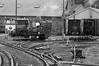 FR 68016bw (kgvuk) Tags: ffestiniograilway railway bostonlodge engineshed train fr locomotive steamlocomotive doublefairlie merddinemrys 0440t steam engine steamengine steamtrain tankengine earlofmerioneth diesel valeofffestiniog