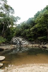 20180407 Samet Chun waterfall 5 (chromewaves) Tags: fujifilm xt20 khanom thailand samyang 12mm f20 ncs cs samet chun