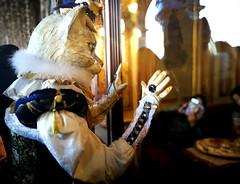 Cat Lady (MelindaChan ^..^) Tags: venice italy 意大利 威尼斯 tea set maskcarnivalvenice2018 afternoontea life people chanmelmel melinda melindachan mel cosplay dressup cat lady