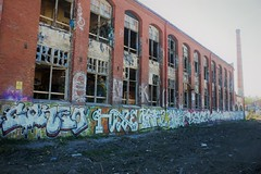 R.I.P FAME (Jan0nline) Tags: fame factory rip graffiti halloffame hof pispala finland colors 2018 forever streetart art murals abandoned explore
