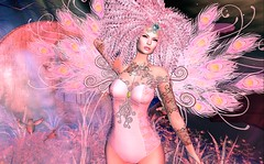 SWANK irrISIStible and Letituier (sitawriter) Tags: irrisistible shop swank event exclusif exclusive sl second life secondlife fantasy angel roleplay rp outfit clothes mesh body design maitreya belleza slink hourglass