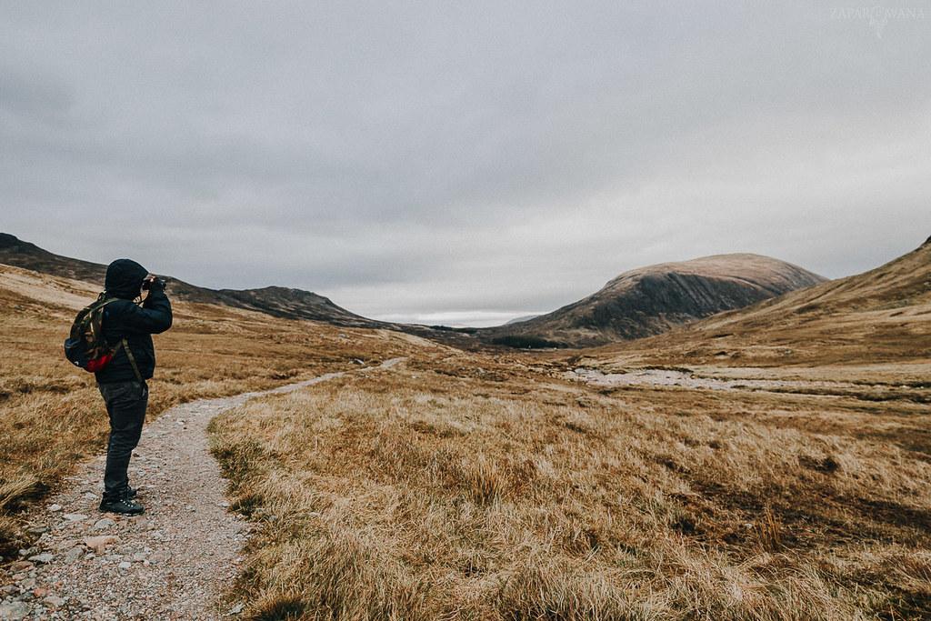 431 - Szkocja - ZAPAROWANA_
