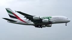 A6-EOJ-1 A380 LHR 201804