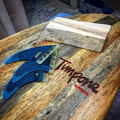Check it out one of the most eco-friendly boards on the planet ! Shaped by Jeff @timponehawaii made out of a succulent! agave @agavesurf glassed with @entropyresins bio resin and @huckleberrysurfco fin's made with mushroom core !! the future of what your