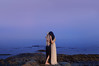 Purple skies (Lichon photography) Tags: model woman hug love huge sky ocean rock beauty stunning black white lichonphotography canada canadian victoria britishcolumbia dress long hair witch witchcraft landscape water spring people protrait full body women womyn wicca double