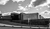 Hospital Álvaro Cunqueiro-_2020112 (peruchojr) Tags: monocromo bn hospital vigo beade galicia nwn